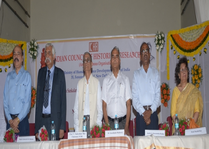 Panel Discussion Netaji Subhas Chandra Bose & His Place in World History  held on 27th May  2017 at , (KMES), Hyderabad