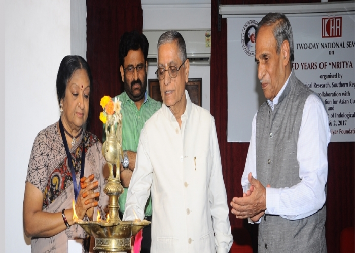 Two Day National Seminar on Hundred Years of Nritya Bharatyeem