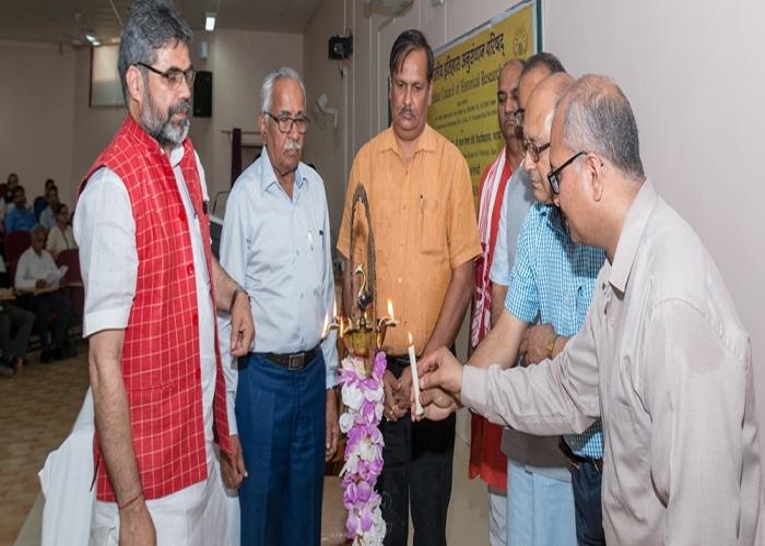 Two Days National Seminar on Socio Cultural Impact of Adi Shankaracharya Historical Perspective at Katra Mata Vaishnav devi university katra jammu